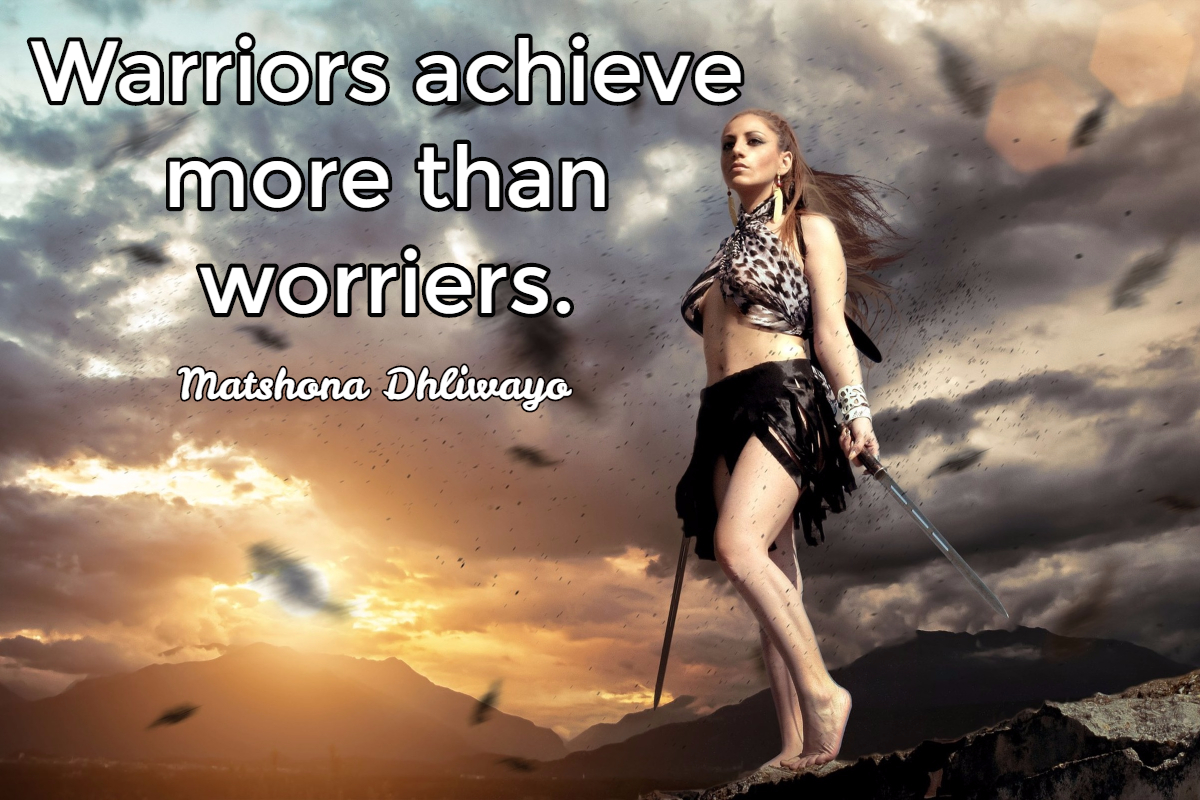 warriors achieve more than worriers